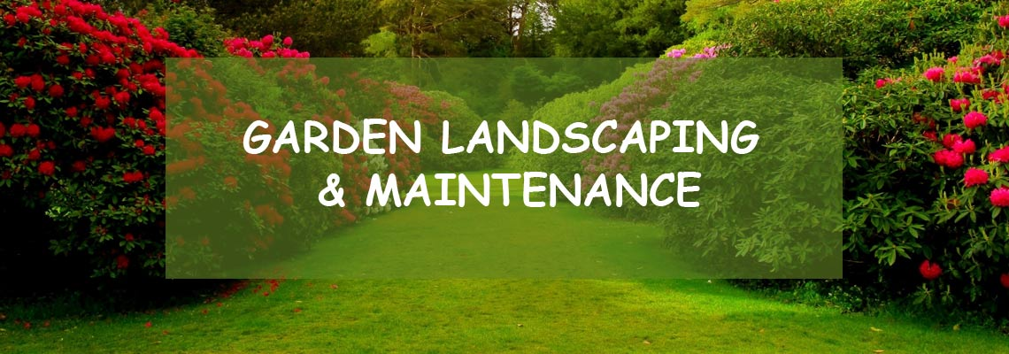 Cork Garden Maintenance Services and Garden Landscaping